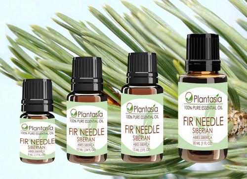 Fir Needle Siberian Essential Oil 100% Pure Therapeutic Grade Aromatherapy