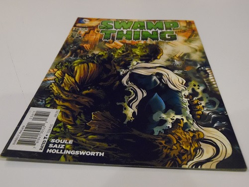 """Swamp Thing Calibration """"The Machine Queen"""" Part 2"""