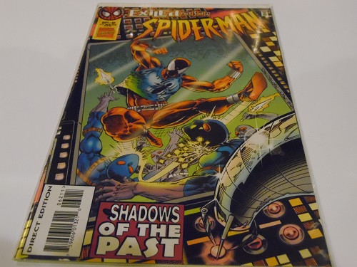 Spider Man 62 Exiled Part 3 Shadows of The Past