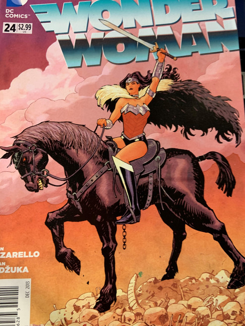 DC Comics The New 52 Wonder Woman Issue 24