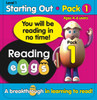 ABC Reading Eggs Mega Book Pack - Starting Out Pack 1