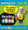 ABC Reading Eggs Mega Book Pack - Starting Out Pack 3
