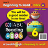 ABC Reading Eggs Mega Book Pack - Beginning to Read Book 6