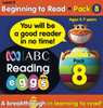 ABC Reading Eggs Mega Book Pack - Beginning to Read Book 8