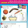 ABC Reading Eggs Book Pack Level 1 - Lesson on Letter B