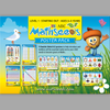 ABC Mathseeds Book Pack Posters