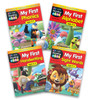 ABC Reading Eggs and ABC Mathseeds My First Combined Book Pack - Reading Eggs My First Books