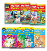 ABC Reading Eggs and ABC Mathseeds My First Combined Book Pack Books