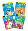 ABC Reading Eggs and ABC Mathseeds My First Combined Book Pack - Mathseeds My First Books