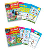 ABC Reading Eggs and ABC Mathseeds My First Combined Book Pack - My First Phonicsand  My First Alphabet Internals