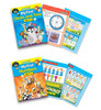 ABC Reading Eggs and ABC Mathseeds My First Combined Book Pack - My First Clocks and Time and My First Numbers Internals