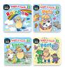 Reggie and Friends Bath Book Pack