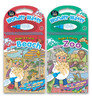 Reggie and Friends Water Book Pack Beach and Zoo