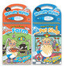 Reggie and Friends Water Book Pack Farm and Pet Shop