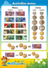 ABC Mathseeds - Poster Pack Australian Money