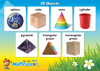 ABC Mathseeds - Poster Pack 3D Objects
