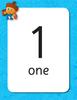 ABC Mathseeds - Flashcards Numbers