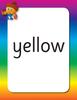 ABC Mathseeds - Flashcards Colour