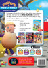 The Eggsperts - Sticker Activity Book - Wind Up World - Back