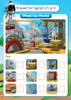 The Eggsperts - Sticker Activity Book - Wind Up World - Page 4