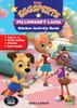The Eggsperts - Sticker Activity Book - Pillowsoft Land