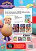The Eggsperts - Sticker Activity Book - Pillowsoft Land - Back