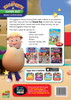 The Eggsperts - Sticker Activity Book - Sandy Bay - Back
