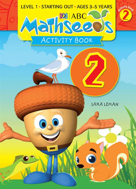 ABC Mathseeds - Activity Book 2