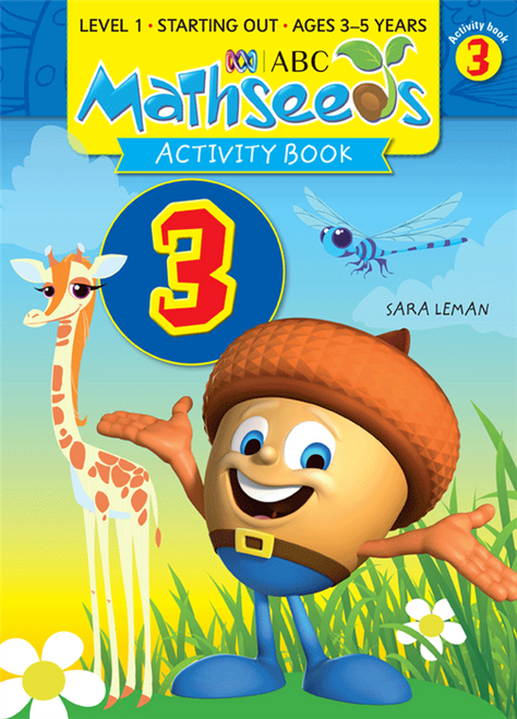 ABC Mathseeds - Activity Book 3