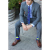 Bouncing Colors Sock
