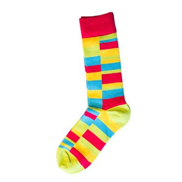 Geometric Sock (picklist)