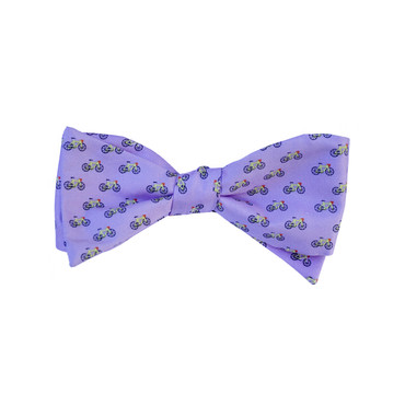 Bicycle Bow Tie