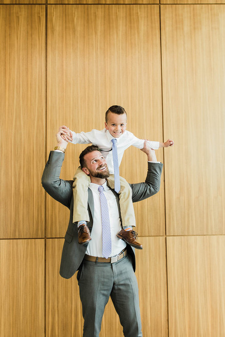 Father & Son Matching Ties Matching Socks Also Available