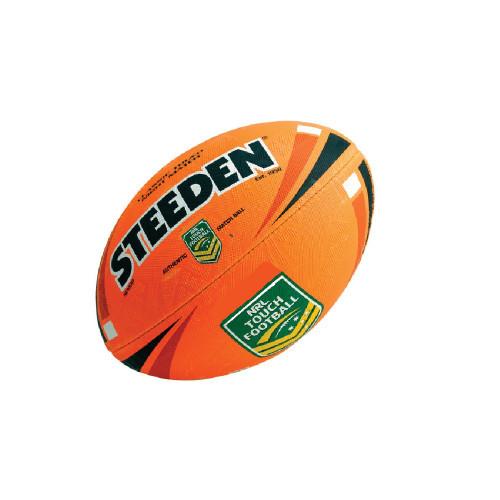 Steeden Classic Touch Night Match Ball Senior - Orange