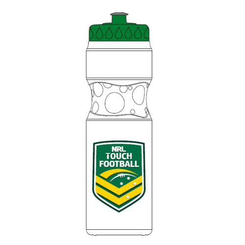 NRL Touch Football Oxygen 800ml Drink Bottle