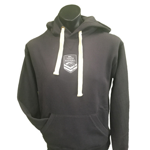 Touch Football Brushed Heavy Fleece Hoodie