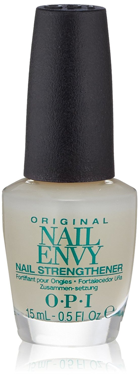 OPI Nail Envy Nail Strengthener, available at www.lanternandwren.com.