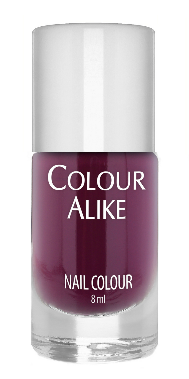 Colour Alike Purple Plum nail stamping polish, available in the USA ...
