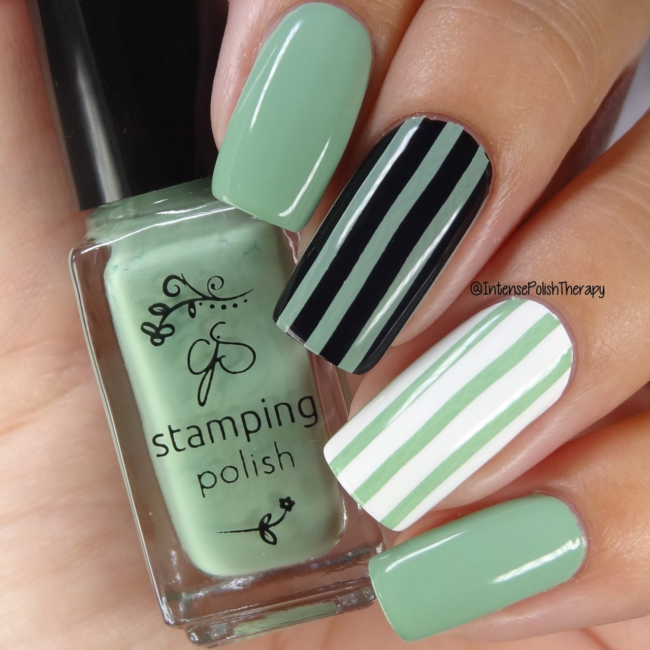 Clear Jelly Stamper stamping polish #83 - Vintage Julep, available ...