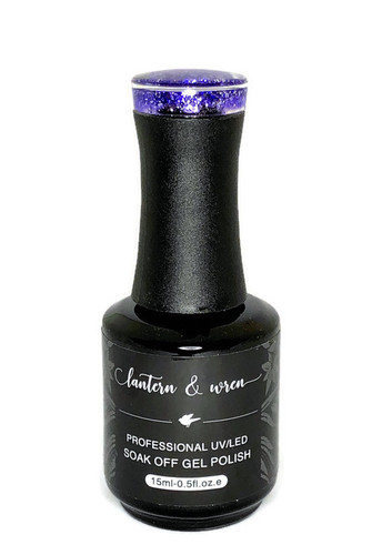 Teal Uv Gel Nail Polish By Lantern Wren Available At Www