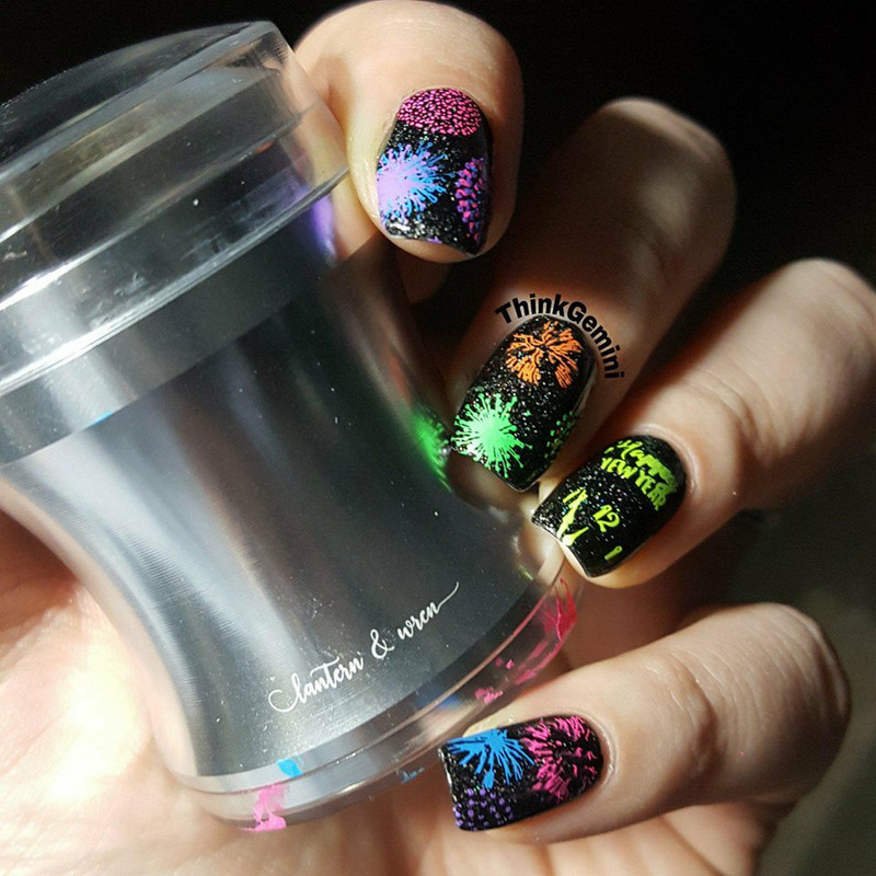 The Best Nail Stamper Out There By Lantern Wren With A Nice Big