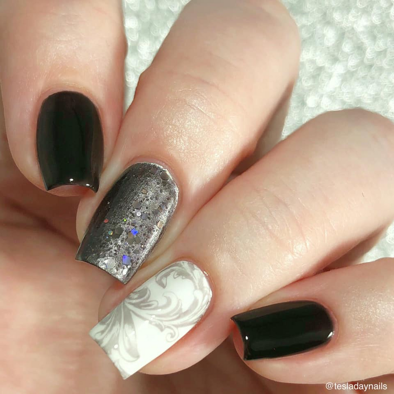 Black Magic Jelly Shot - Jelly Nail Polish