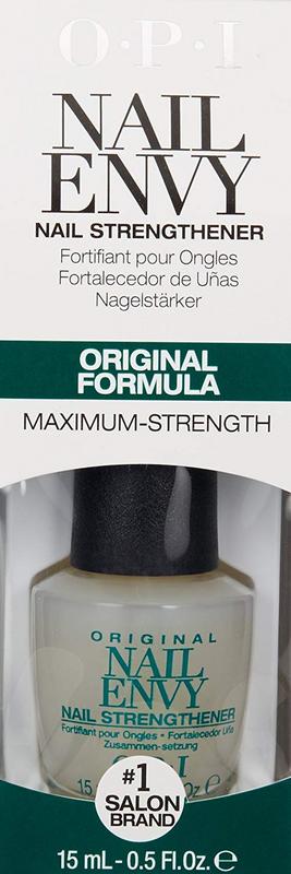 OPI Nail Envy Nail Strengthener, available at www.lanternandwren.com.