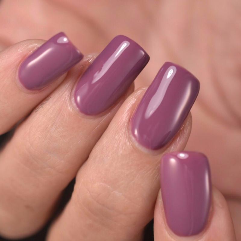 Mauve UV Gel Nail Polish by Lantern & Wren, available at www ...