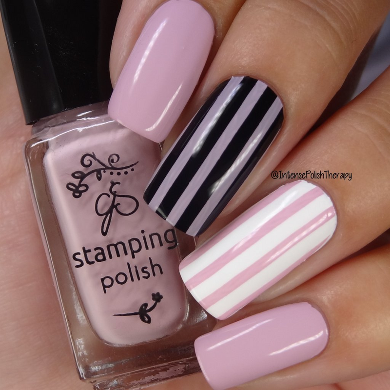 Clear Jelly Stamper stamping polish #79 - Vintage Blush , available ...