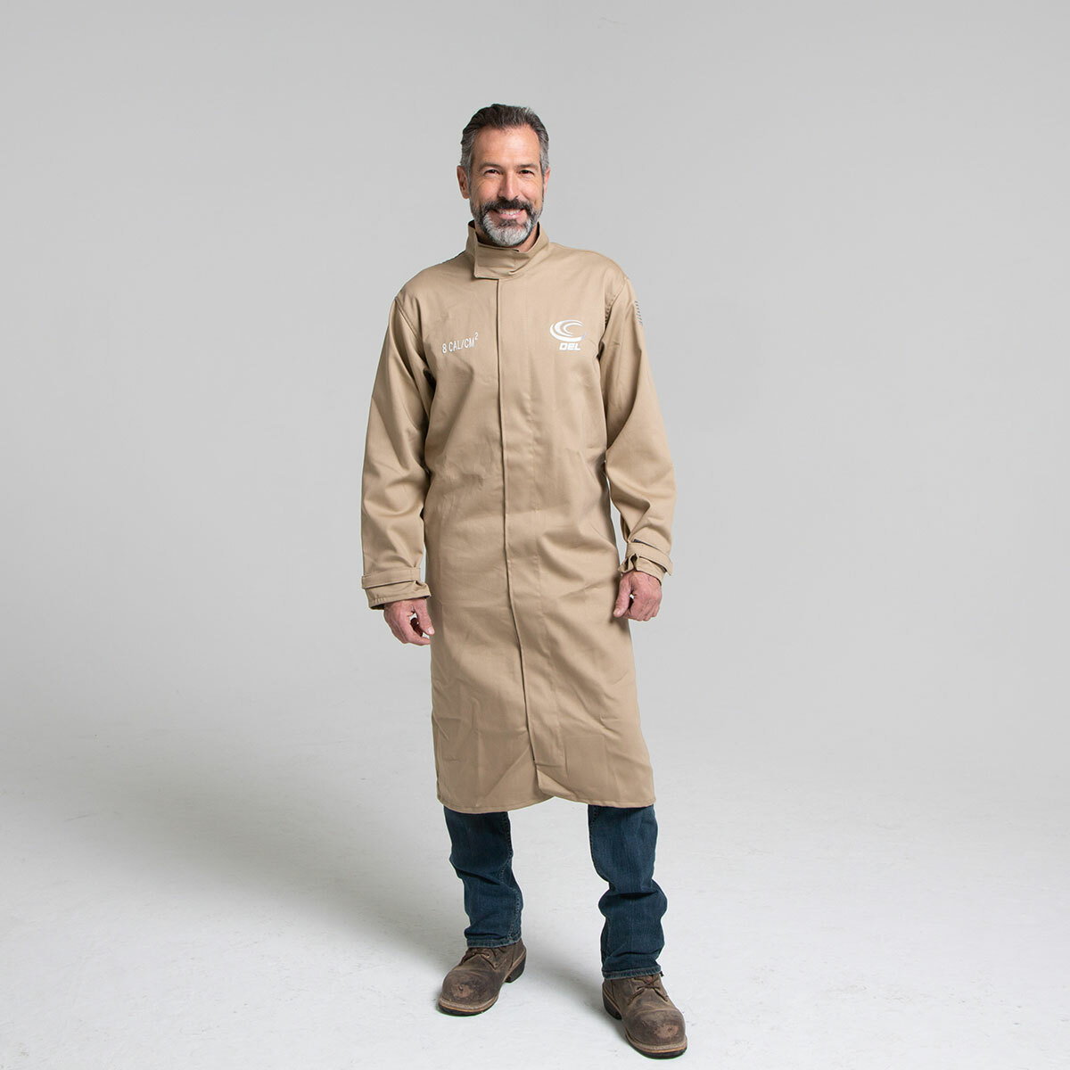 """8 Cal 50"""" Coat"""