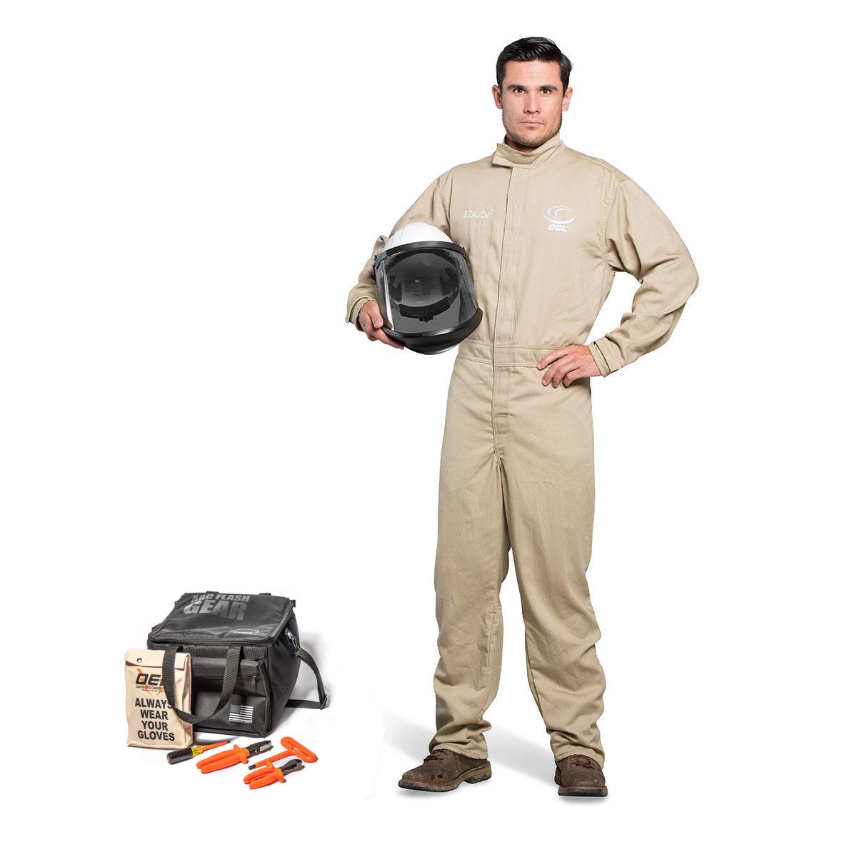 8 CAL Coverall Kit