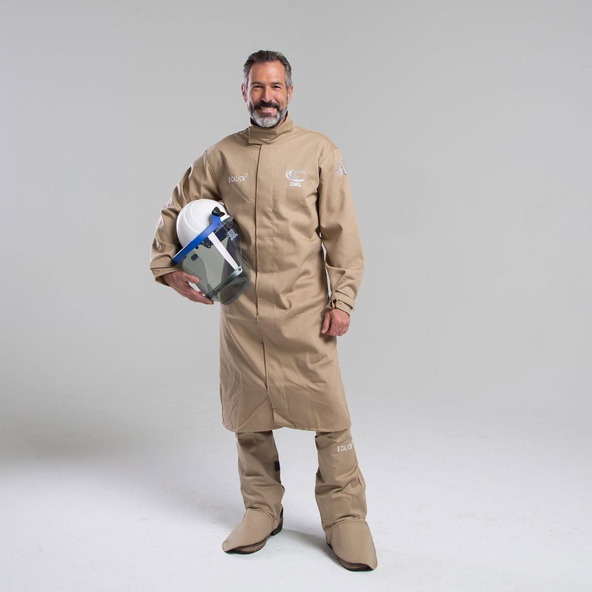 8 CAL Lab Coat Kit