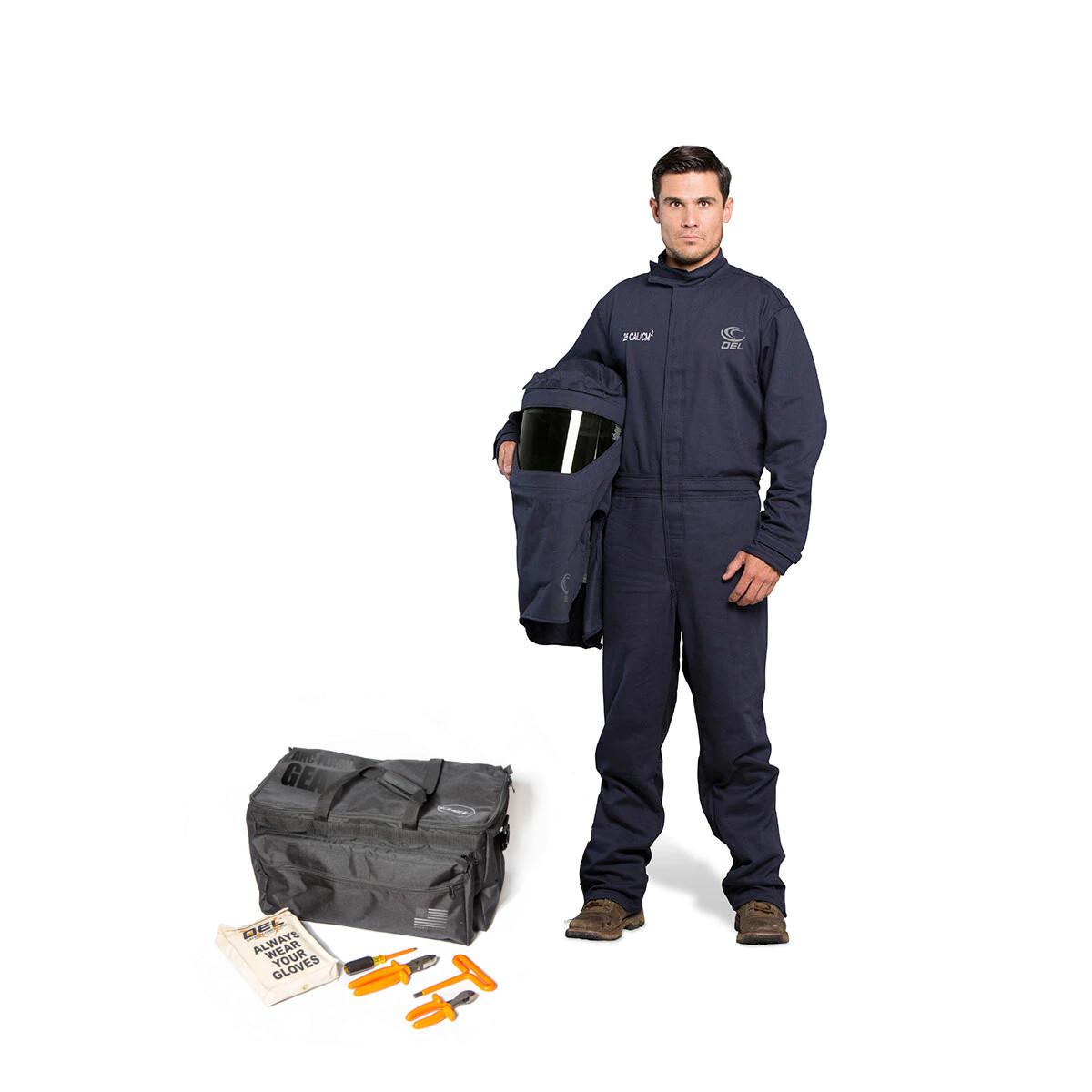 25 Cal Coverall Kit