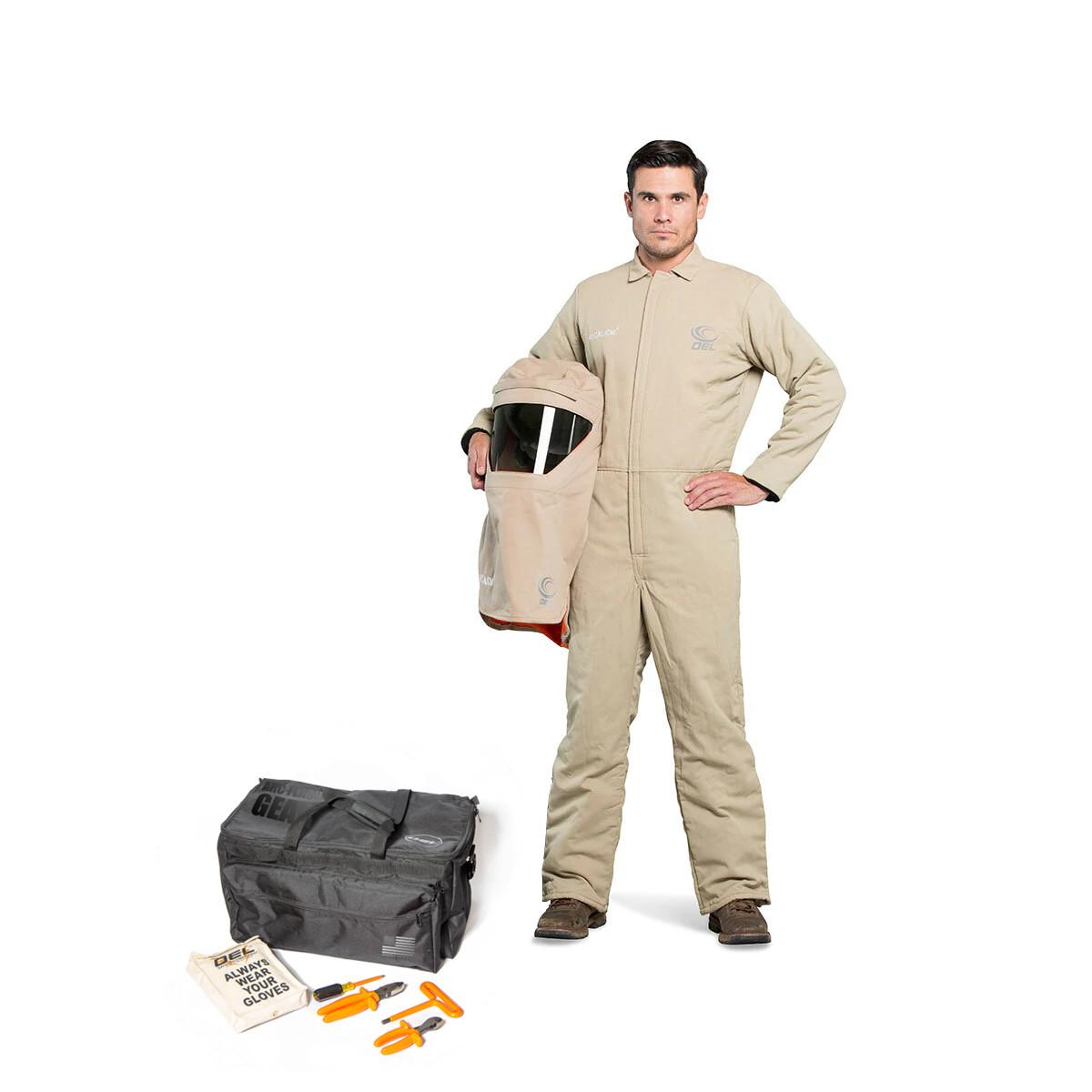 40 CAL Standard Coveralls Kit